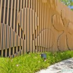 Особенности строительства деревянного забора