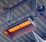 Лучистое отопление на промышленном предприятии
