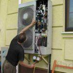 Отопление производства с помощью кондиционеров