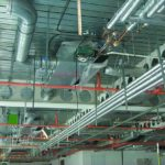 Отопление промышленных цехов
