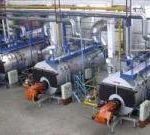 Паровое отопление на промышленном прдприятии