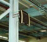 Воздушное отопление на промышленном предприятии