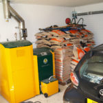 Хранение дровяного топлива