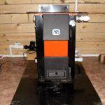 Как работает дровяное отопление