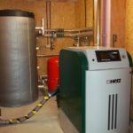 Обогрев дома с помощью жидкого топлива