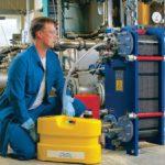 Обслуживание и ремонт теплообменников