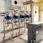 Частный дом отопление - Газовое отопление