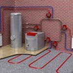 Частный дом отопление - Водяное отопление