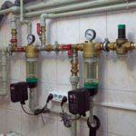 Как залить теплоноситель в систему отопления?