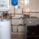 Комбинированное отопление при отсутствии газа