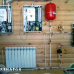 Например, система обогрева на сжиженном газе требует установки газгольдера