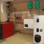 Отопление на электричестве (с электрическими котлами)
