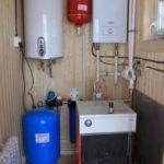 Устройства с жидким и твердым топливом