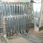 Отопление трубами REHAU