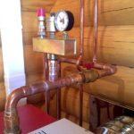 Преимущества медных труб в отоплении
