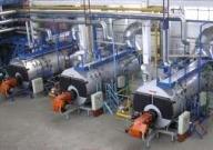 Паровое отопление на промышленном предприятии
