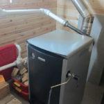 Частный дом отопление - Паровое отопление