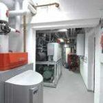 Механизация ремонта чугунных котлов