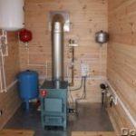 Отопление для дома или дачи по выгодной цене в Москве!