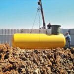 Сколько стоит заправка газгольдера