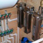Шаг #2 — теплоизолируем гидроаккумулятор