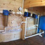 Технология производства работ по устройству зимнего водопровода будет следующей